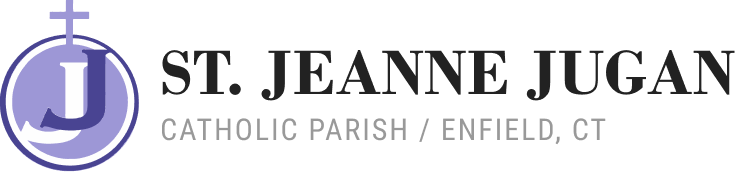 Logo for St. Jeanne Jugan